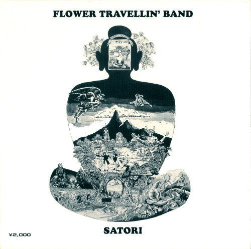 Flower Travellin' Band - Satori - LP