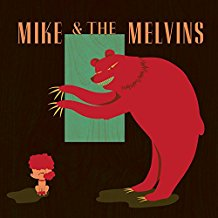 MIke & The Melvins - Three Men and a Baby - LP