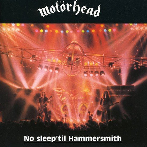 Motorhead - No Sleep Til Hammersmith LP