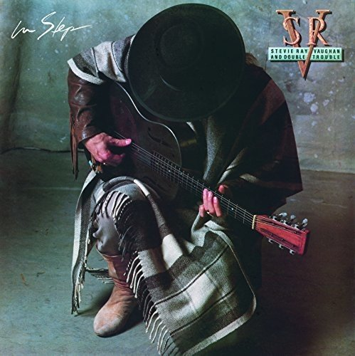Stevie Ray Vaughan and Double Trouble - In Step - LP
