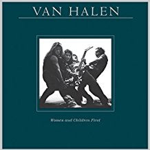 Van Halen - Women and Children First LP