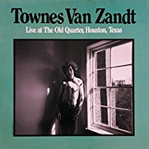 Townes Van Zandt - Live at the Old Quarter, Houston, Texas - 2 LP