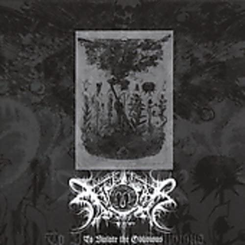 Xasthur - To Violate The Oblivious -2LP