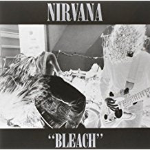 Nirvana - Bleach - LP