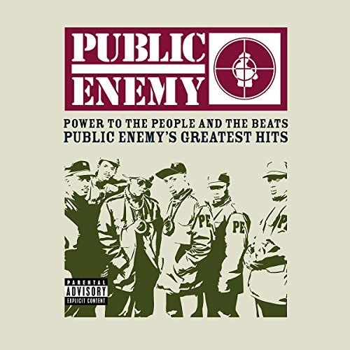 Public Enemy - Power To The People And The Beats - Greatest Hits - 2LP