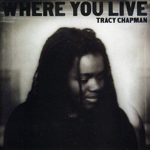 Tracy Chapman - Where You Live - CD