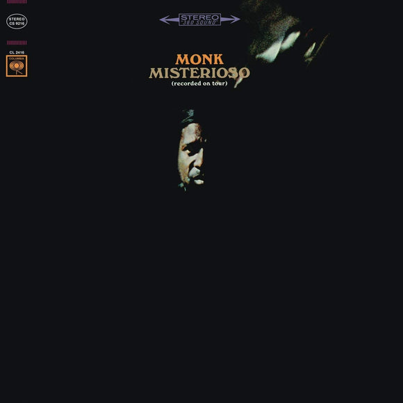 Thelonious Monk - Misterioso: Recorded On Tour - LP