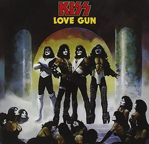 KISS - Love Gun - LP