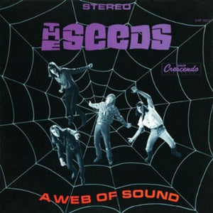 The Seeds - A Web Of Sound - 2CD