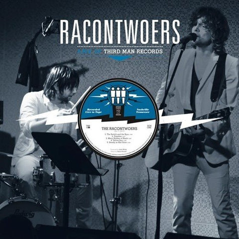 Racontwoers - Live at Third Man Record - LP