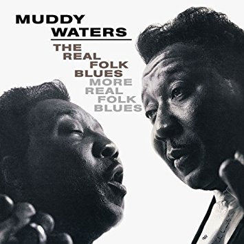 Muddy Waters - The Real Folk Blues - LP