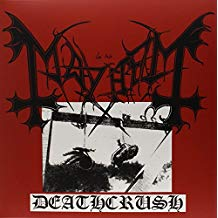 Mayhem - Deathcrush - LP