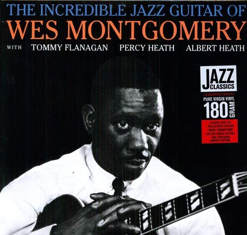 Wes Montgomery - The Incredible Jazz Guitar Of - LP