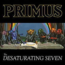 Primus - The Desaturating Seven - LP