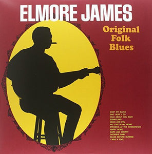 Elmore James - Original Folk Blues - LP