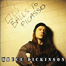 Bruce Dickinson - Balls to Picasso - LP
