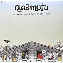 Quasimoto - The Further Adventures of Lord Quas - LP