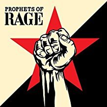 Prophets of Rage - Self-titled - CD