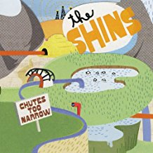 The Shins - Chutes Too Narrow - CD