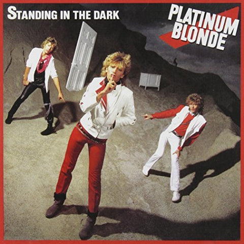 Platinum Blonde - Standing In The Dark LP