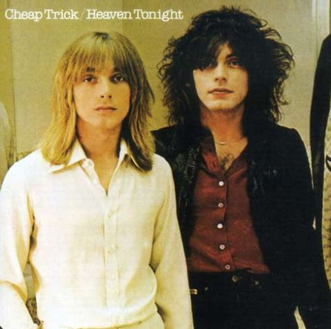 Cheap Trick - Heaven Tonight - LP