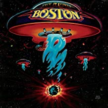 Boston - Self-titled - LP