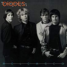 The Diodes - Released - LP