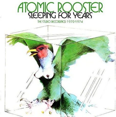 Atomic Rooster - Sleeping For Years 1970-1974 - 4CD