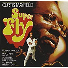 Curtis Mayfield - Super Fly: Original Motion Picture Soundtrack - LP