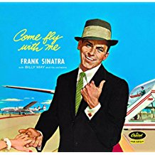 Frank Sinatra - Come Fly with Me - LP
