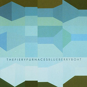 Fiery Furnaces - Blueberry Boat - 2LP