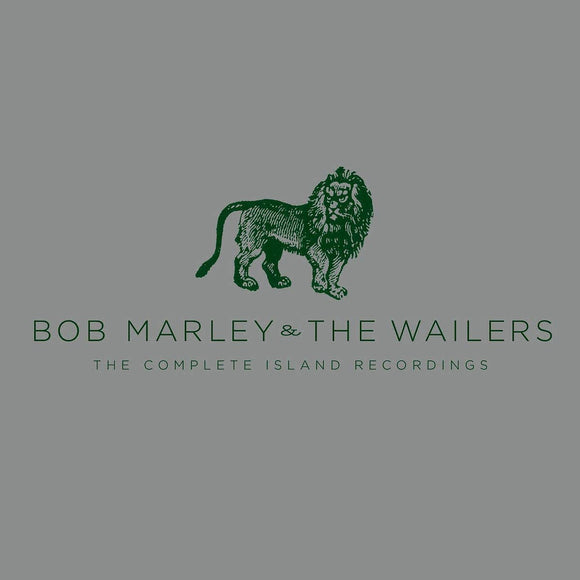 Bob Marley - The Complete Island Recordings - 11CD