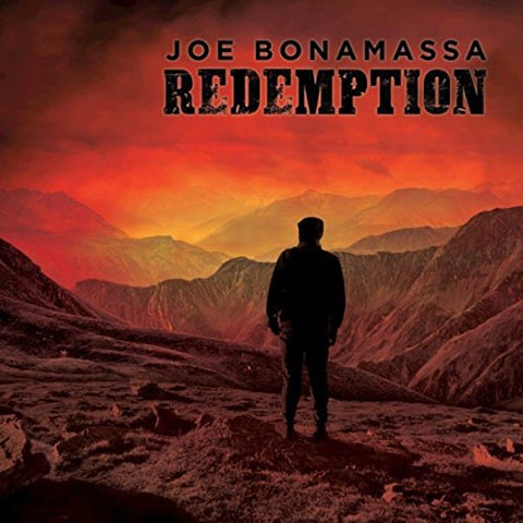 Joe Bonamassa - Redemption CD