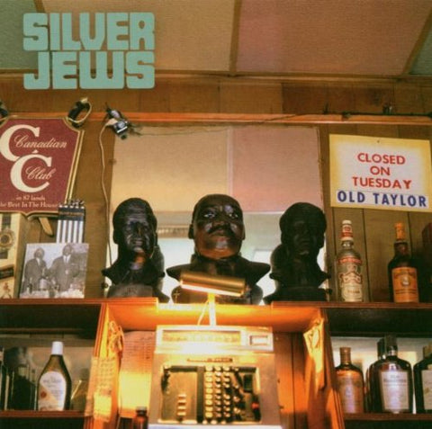 Silver Jews - Tanglewood Numbers - CD