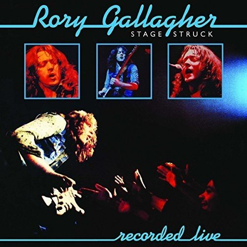 Rory Gallagher - Stage Struck CD