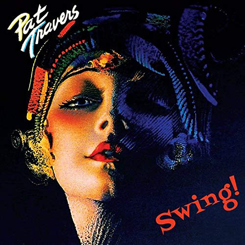 Pat Travers - Swing CD