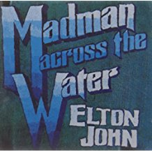Elton John - Madman Across the Water - LP