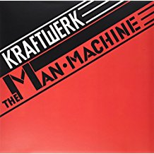 Kraftwerk - The Man Machine - LP
