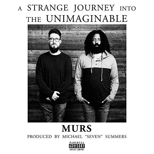 Murs - A Strange Journey Into the Unimaginable CD