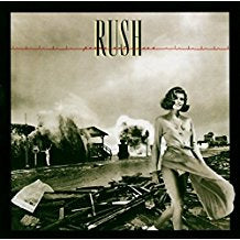 Rush - Permanent Waves - LP