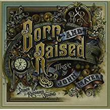 John Mayer - Born and Raised - 2LP