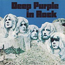 Deep Purple - Deep Purple in Rock - LP