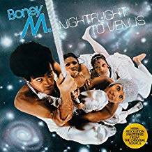 Boney M. - Nightflight to Venus - LP