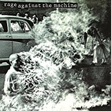 Rage Against the Machine - Self-titled - LP