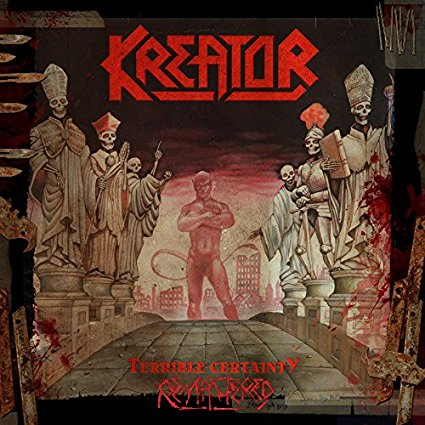 Kreator - Terrible Certainty Deluxe CD