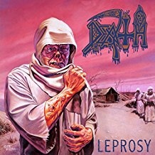 Death - Leprosy - LP