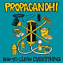 Propagandhi - How to Clean Everything - CD