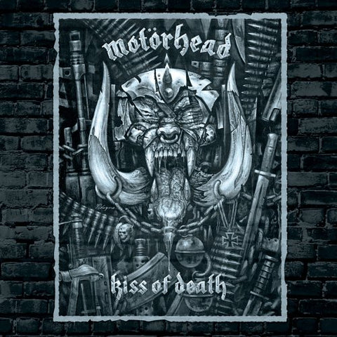Motorhead - Kiss Of Death - LP
