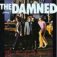 The Damned - Machine Gun Ettiquette - LP
