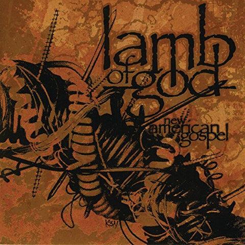 Lamb of God - New American Gospel - LP